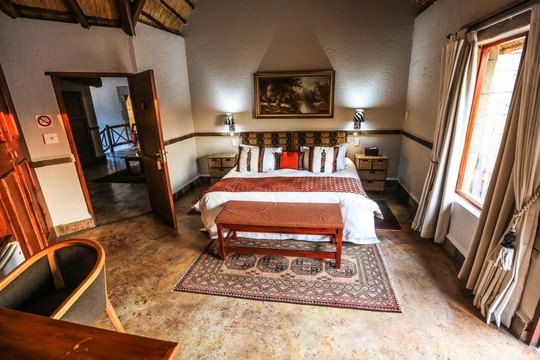 Luxury Double Suite Grand Kruger Lodge