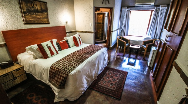 Standard Double/Triple Suite at Grand Kruger Lodge