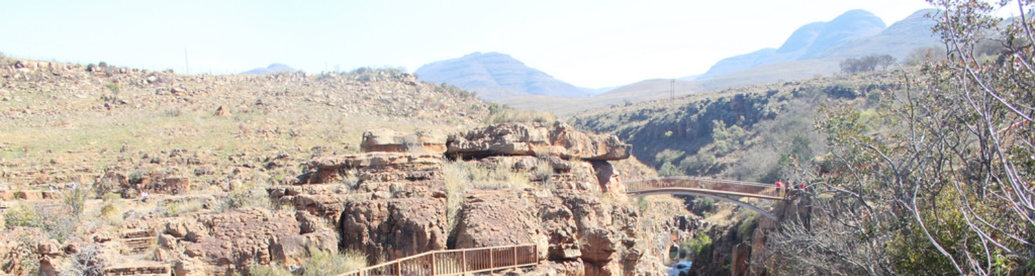 Escarpment - Panorama Day Tour with Grand Kruger Lodge