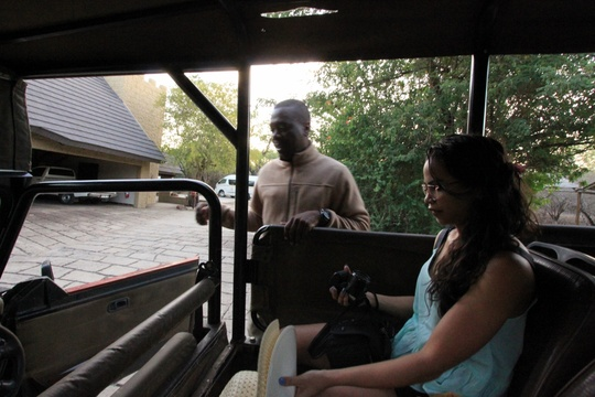 Full Day Game Drives With Knowledgeable Guides