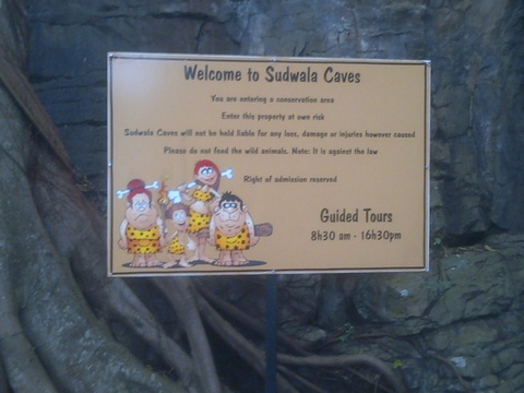 Sudwala Caves guided tours