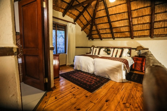 Luxury Family Bush Chalet at Grand Kruger Lodge