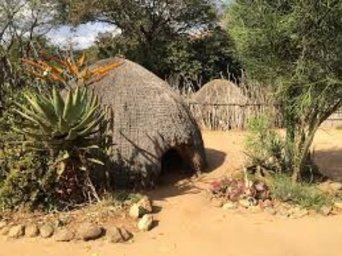 Swazi Accommodation Huts