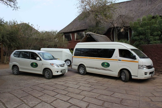 Transfers with Grand Kruger Lodge