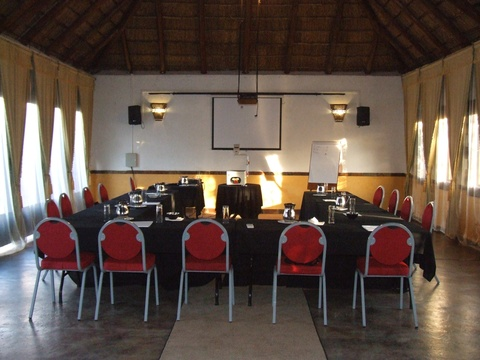 Conference Facilities at Grand Kruger Lodge